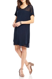 Ecru Tee Dress - Product Mini Image