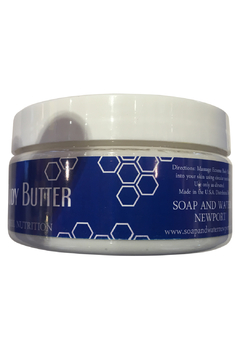 Soap and Water Newport ECZEMA BODY BUTTER - Alternate List Image