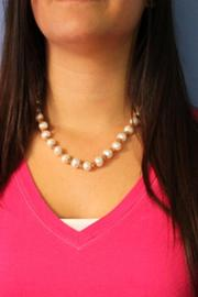 Lily Chartier Pearls Rope Pearl Necklace - Other