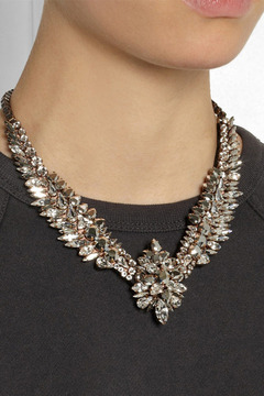 Shourouk Tabatha Comet Necklace - Alternate List Image
