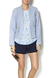 Sugarlips Denim Blazer - Product Mini Image