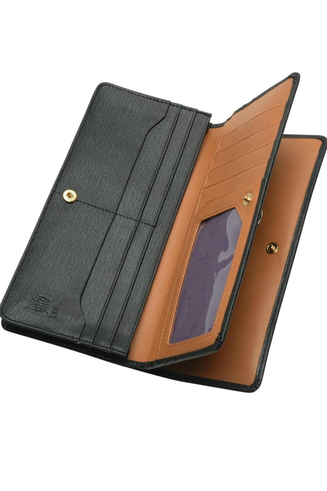 tusk Clutch Wallet - Front Full Image