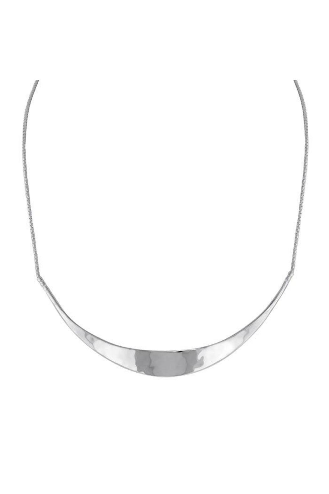 Ed Levin Jewelry Artisan Hammered Necklace - Main Image