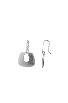 Ed Levin Jewelry Hammered Morocco Earrings - Alternate List Image