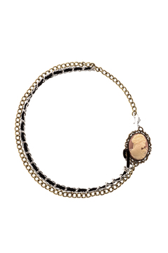 Shoptiques Product: Classic Cameo Necklace