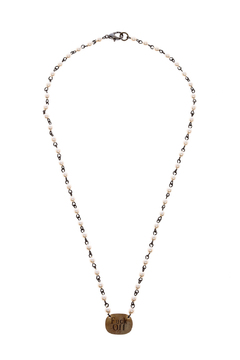 Eda & Betty Breathe Necklace - Product List Image