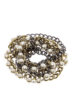 Eda & Betty Pearl Wrap Bracelet - Product List Image