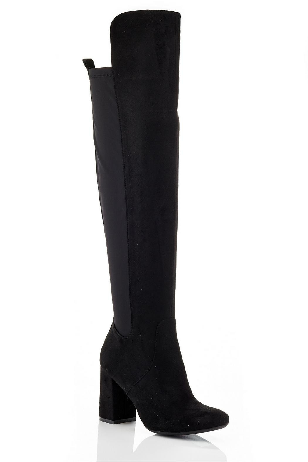 Eddie Marc & Co Hannah Over-The-Knee Boots - Main Image