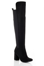 Eddie Marc & Co Hannah Over-The-Knee Boots - Front cropped