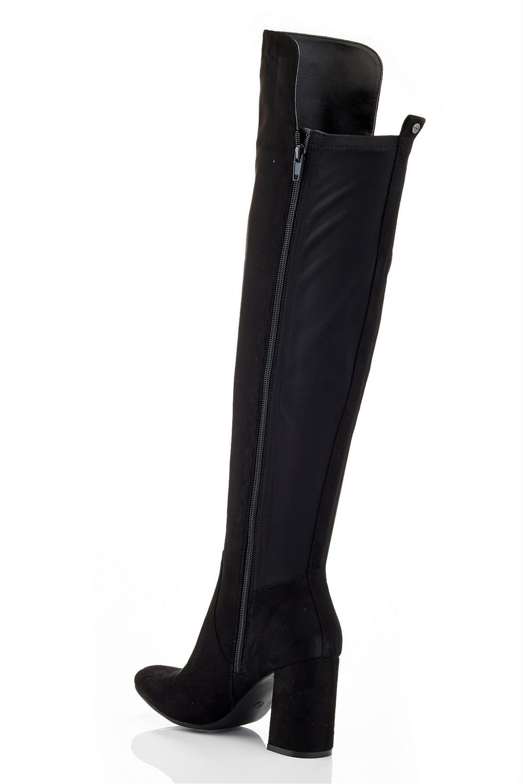 Eddie Marc & Co Hannah Over-The-Knee Boots - Side Cropped Image