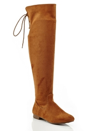 Eddie Marc & Co Lania Over-The-Knee Boots - Front cropped