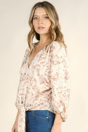 Love Stitch EDEN BLOUSE - Front full body