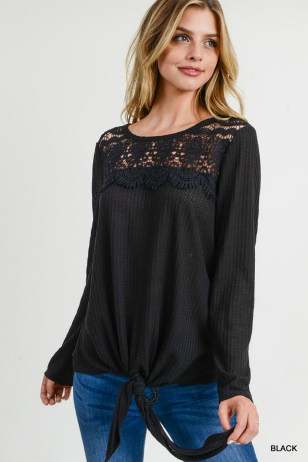 Jodifl EDEN TOP - Front Cropped Image