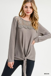 Jodifl EDEN TOP - Front cropped
