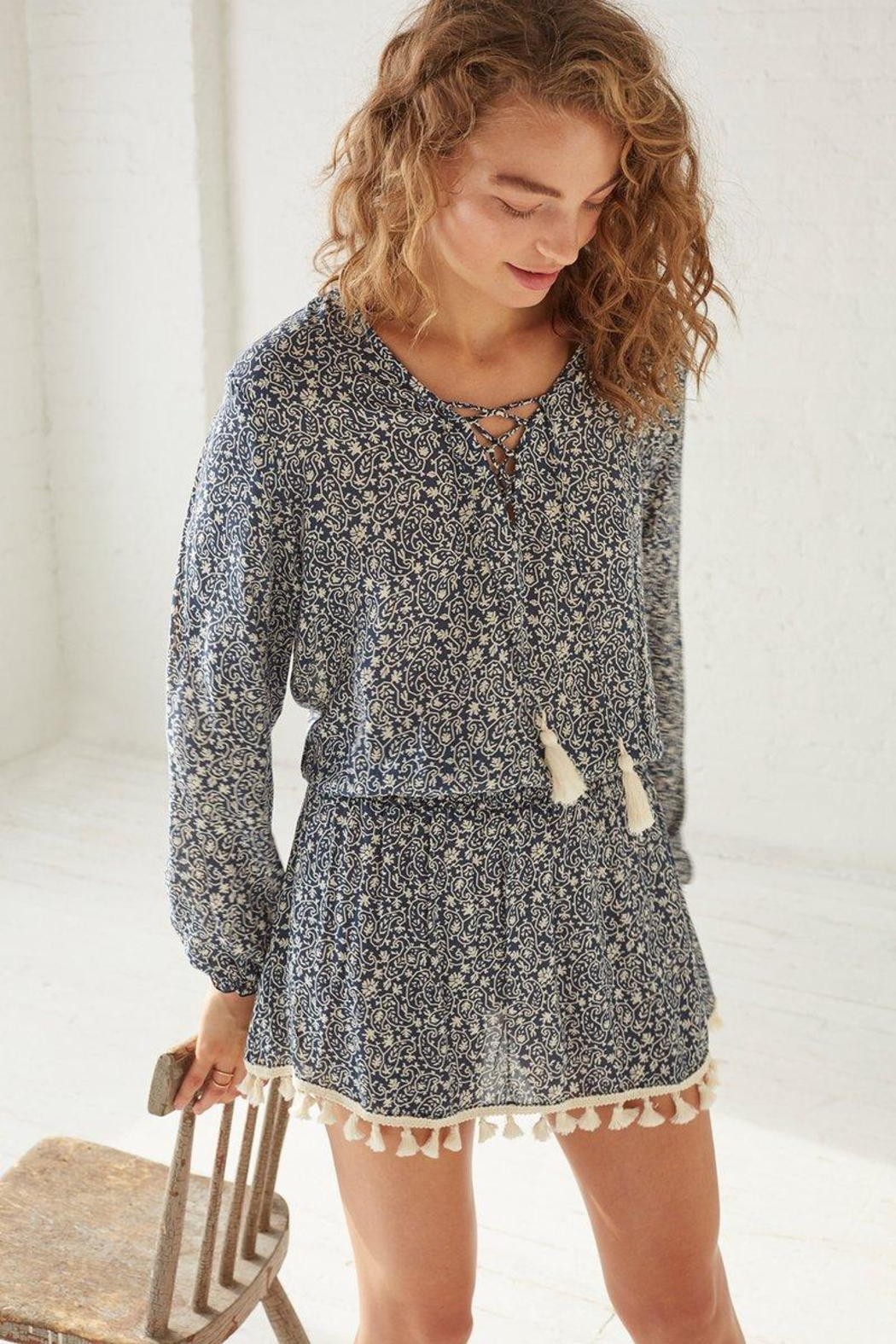 coolchange Eden Tunic Lorient - Front Cropped Image