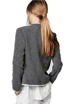 Eden Society Ramona Tweed Jacket - Alternate List Image