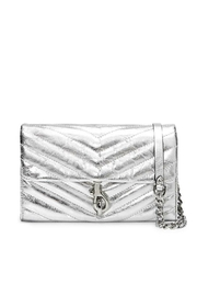 Rebecca Minkoff Edie Chain Wallet - Front cropped