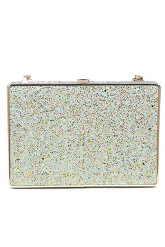 Urban Expressions Edith Glitter Clutch - Alternate List Image