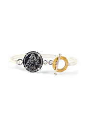 Eduardo Sanchez Aquarius Silver Bracelet - Product Mini Image