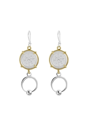 Eduardo Sanchez Blanca Earrings - Product Mini Image