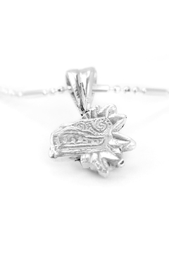 Eduardo Sanchez Fine Silver Pendant - Alternate List Image