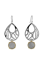 Eduardo Sanchez Petal Earrings - Product Mini Image
