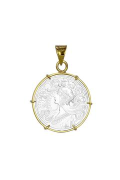 Eduardo Sanchez Virgo Pendant - Alternate List Image