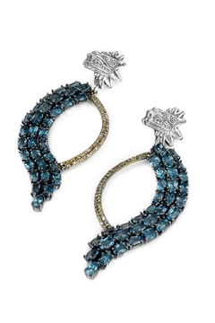 Shoptiques Product: Waterfall Earrings