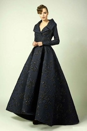 Edward Arsouni Long-Sleeve Ball Gown - Product Mini Image