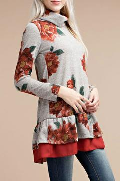 Shoptiques Product: Botanical Sweater Tunic