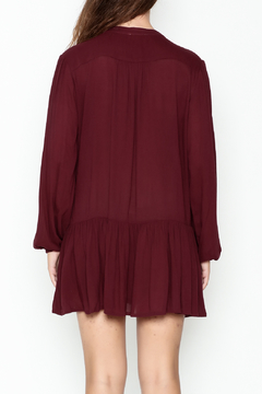 ee:some Button Down Tunic Dress - Alternate List Image