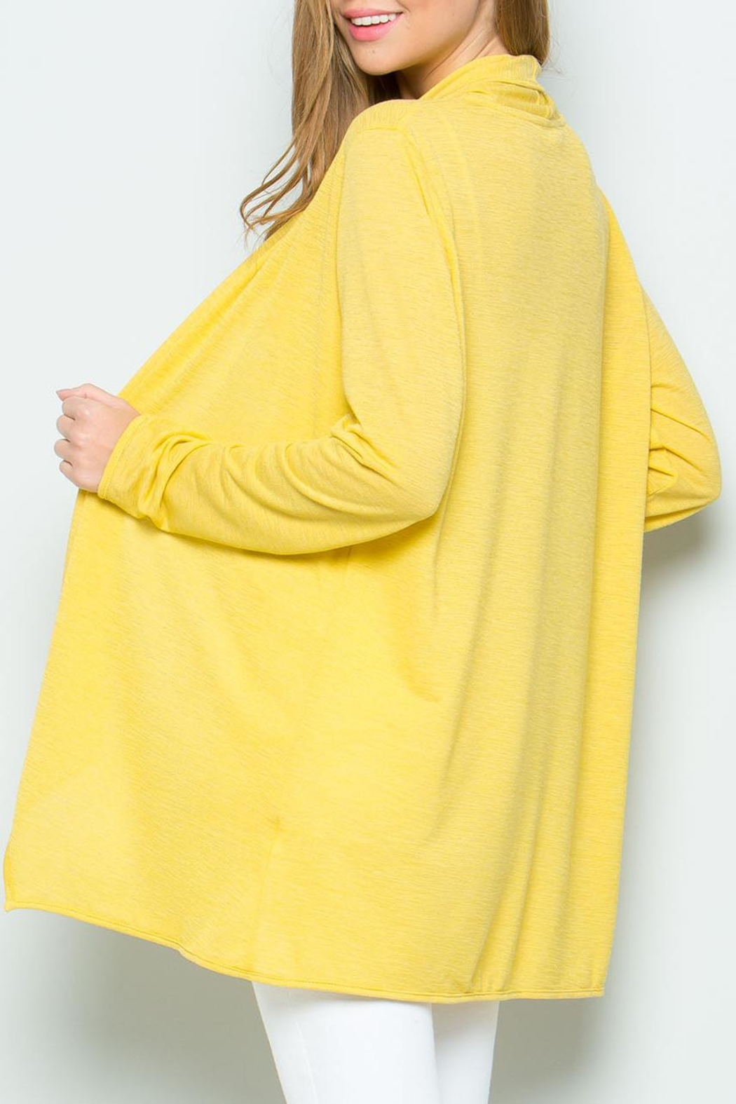 ee:some Lightweight Cardigan - Front Full Image
