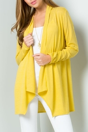 ee:some Lightweight Cardigan - Front cropped