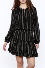 ee:some Black Long Sleeve Dress - Product Mini Image