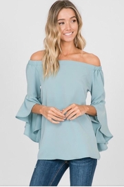 ee:some Off Shoulder Top - Product Mini Image