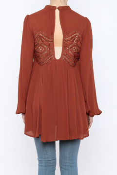 ee:some Reagan Lace Top - Alternate List Image
