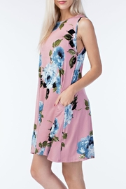 ee:some Rose Swing Dress - Product Mini Image