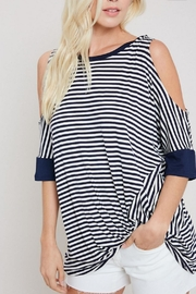 ee:some Striped Top - Product Mini Image