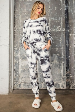 ee:some Tie-Dye Jogger Pants - Product List Image
