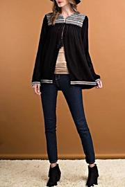 ee:some Wide Cut Blouse Jacket - Product Mini Image