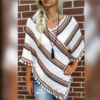 Shoptiques Product: Tassel Top