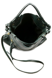 Shoptiques Product: Fall Leather Bag - Front full body