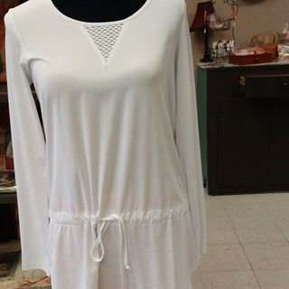 Shoptiques Drawstring Top
