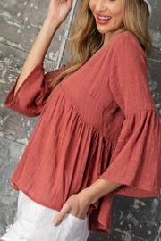 eesome Baby Doll Top - Product Mini Image