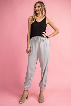 eesome Cool Grey Joggers - Product List Image