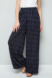 eesome Geo Palazzo Pants - Side cropped