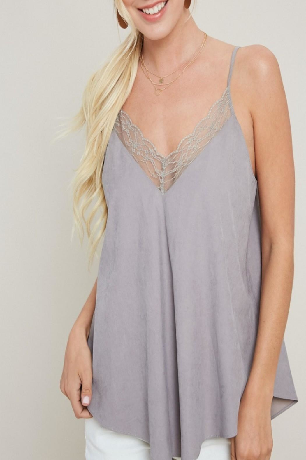 eesome Lace Cami Top - Main Image