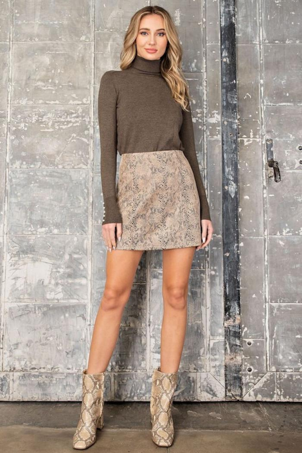 eesome Mighty Python Skirt - Main Image
