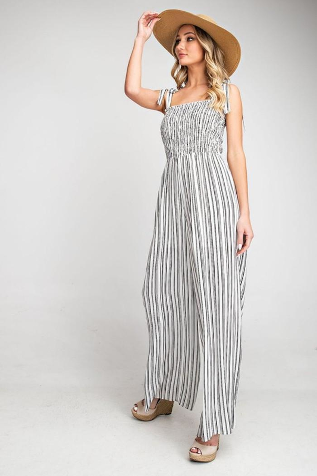eesome Napa Girl Jumpsuit - Front Full Image