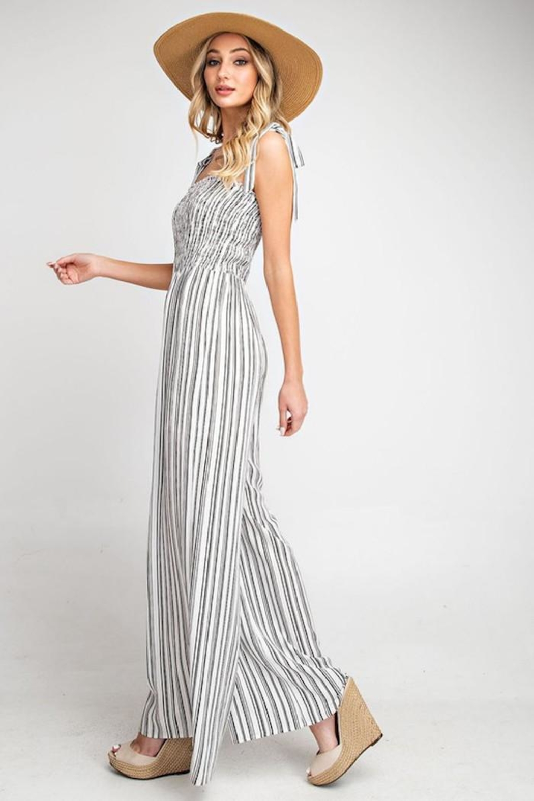 eesome Napa Girl Jumpsuit - Side Cropped Image